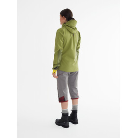 Klättermusen Allgrön Jacket Damen herb green